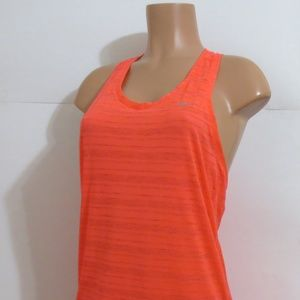 ⭐For Bundles Only⭐Nike Top Tank Sheer Coral L